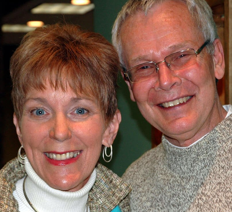 Linda & Tom Cropped